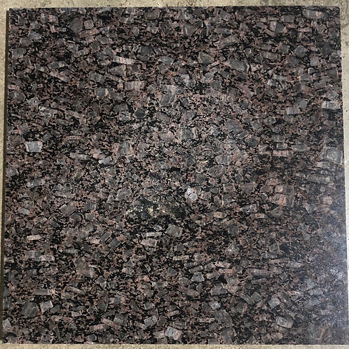 T-49 12x12 Brown Pearl Granite Tile