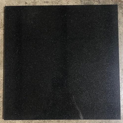 T-46 12x12 Absolute Black Granite Tile