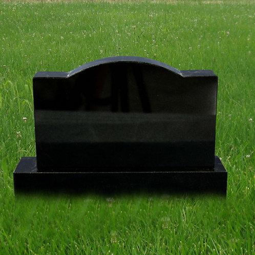 MN-179 Black Granite Mini Marker