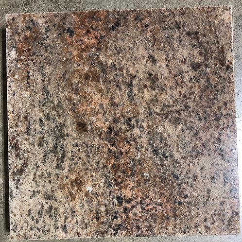 T-19 12x12 Ghiblee Red Ocean Granite Tile
