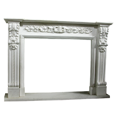 FPS-08 White Marble Surround *Special Order*