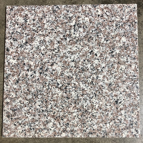 T-43 12x12 Plum Rose Granite Tile