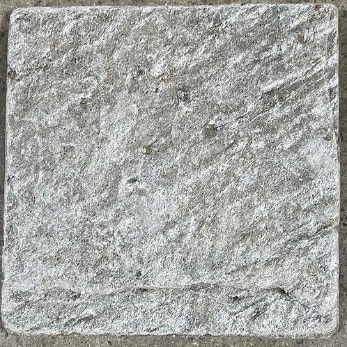 T-85 4x4 Deoli Green Natural Stone Tile
