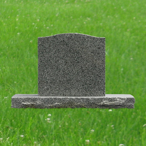 MN-81* Gray Granite Mini Memorial Stone