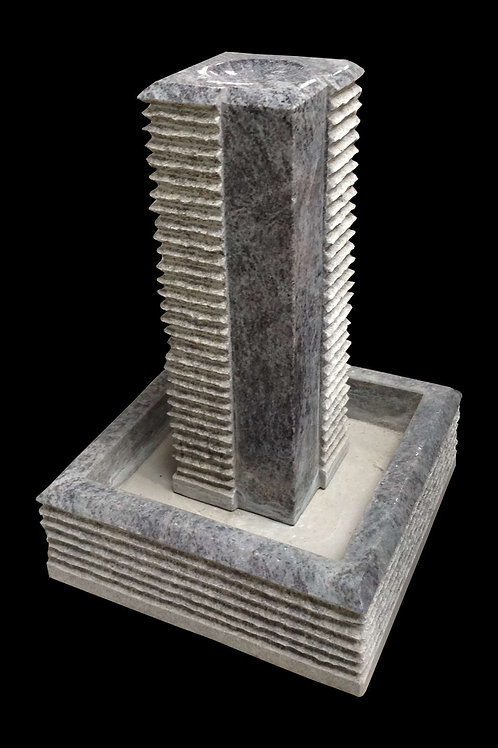 "FT-29 Granite Office 22.5"" Tall Fountain"