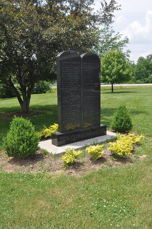 TC-3 Ten Commandments