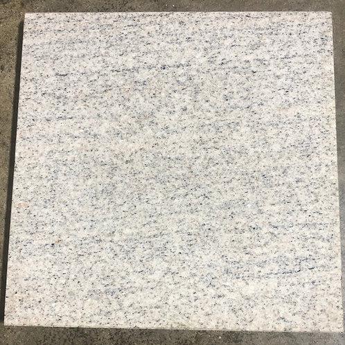Viscount White 12x12 Granite Tile T-16