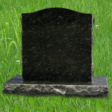 MN-68* Tropical Green Granite Mini Headstone/ Pet