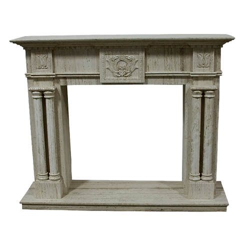 FPS-04 Cream Marble Surround