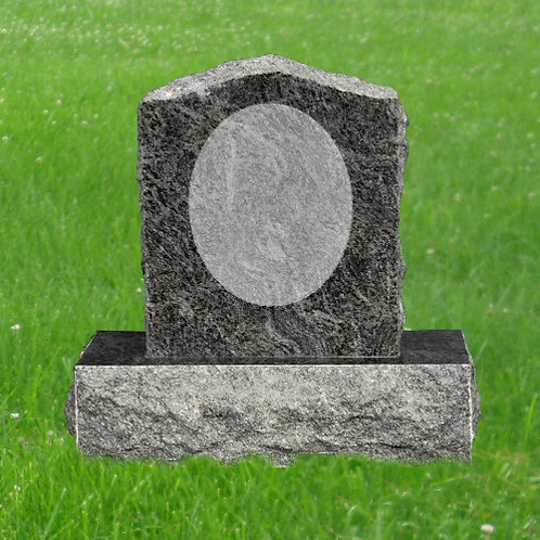 MN-87* Bahama Blue Granite Small Monument
