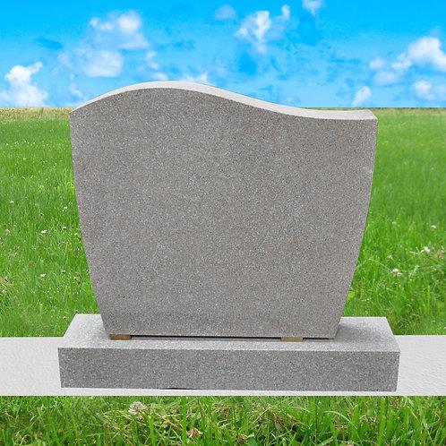 MN-42 Seashell Pink Grave Stone