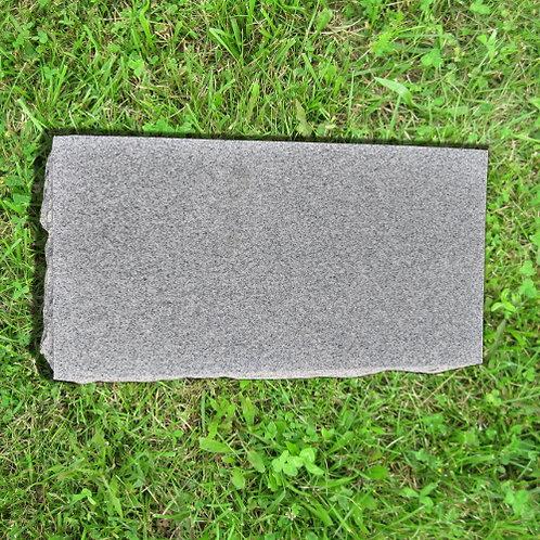 MN-137* Gray Granite Bevel Marker