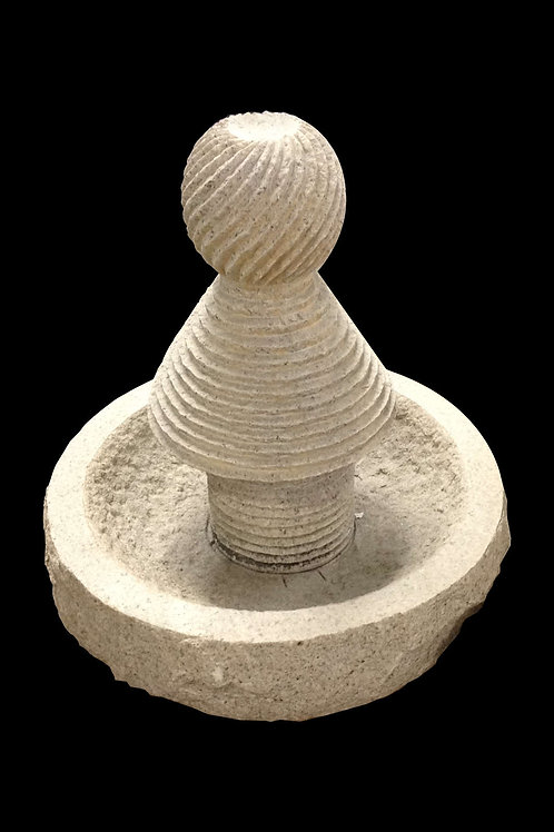 FT-25 Natural Stone Fountain