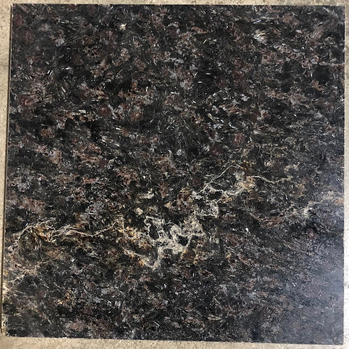 T-57 12x12 Midnight Rose Granite Tile
