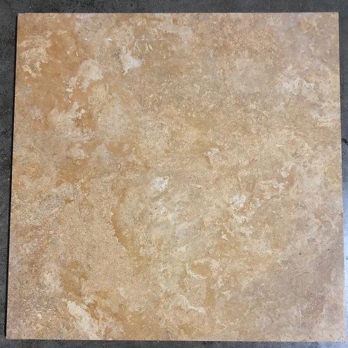 T-63 24x24 Golden Sienna Limestone Tile