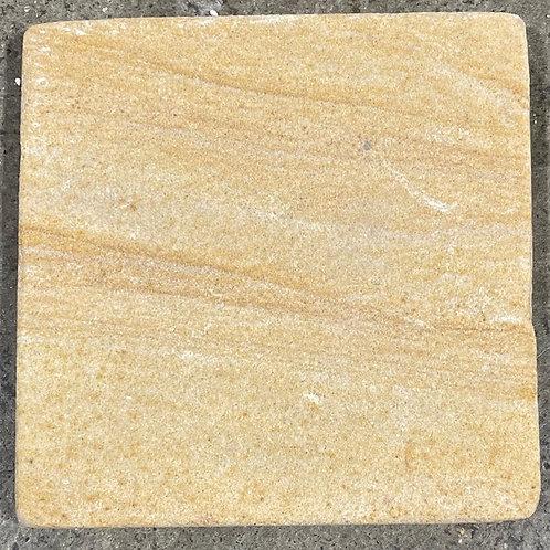 T-82 4x4 Teakwood Natural Stone Tile