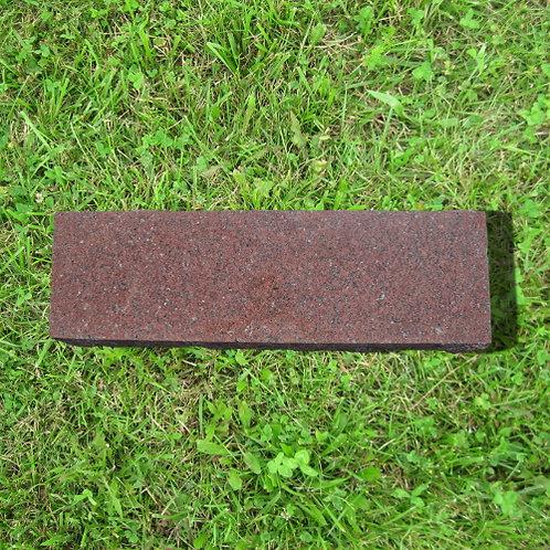 MN-169 * India Red Granite Slant Marker