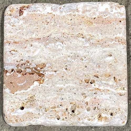 T-86 4x4 Scabarro Natural Stone Tile