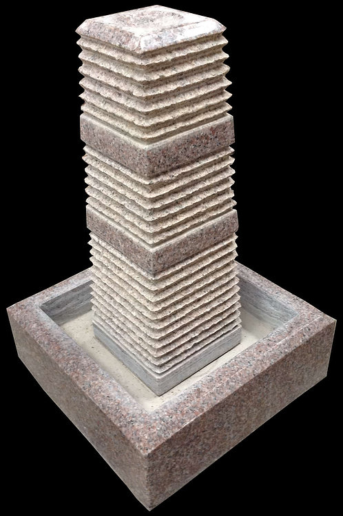 """FT-30 Granite Office 18"""" Tall Fountain"""