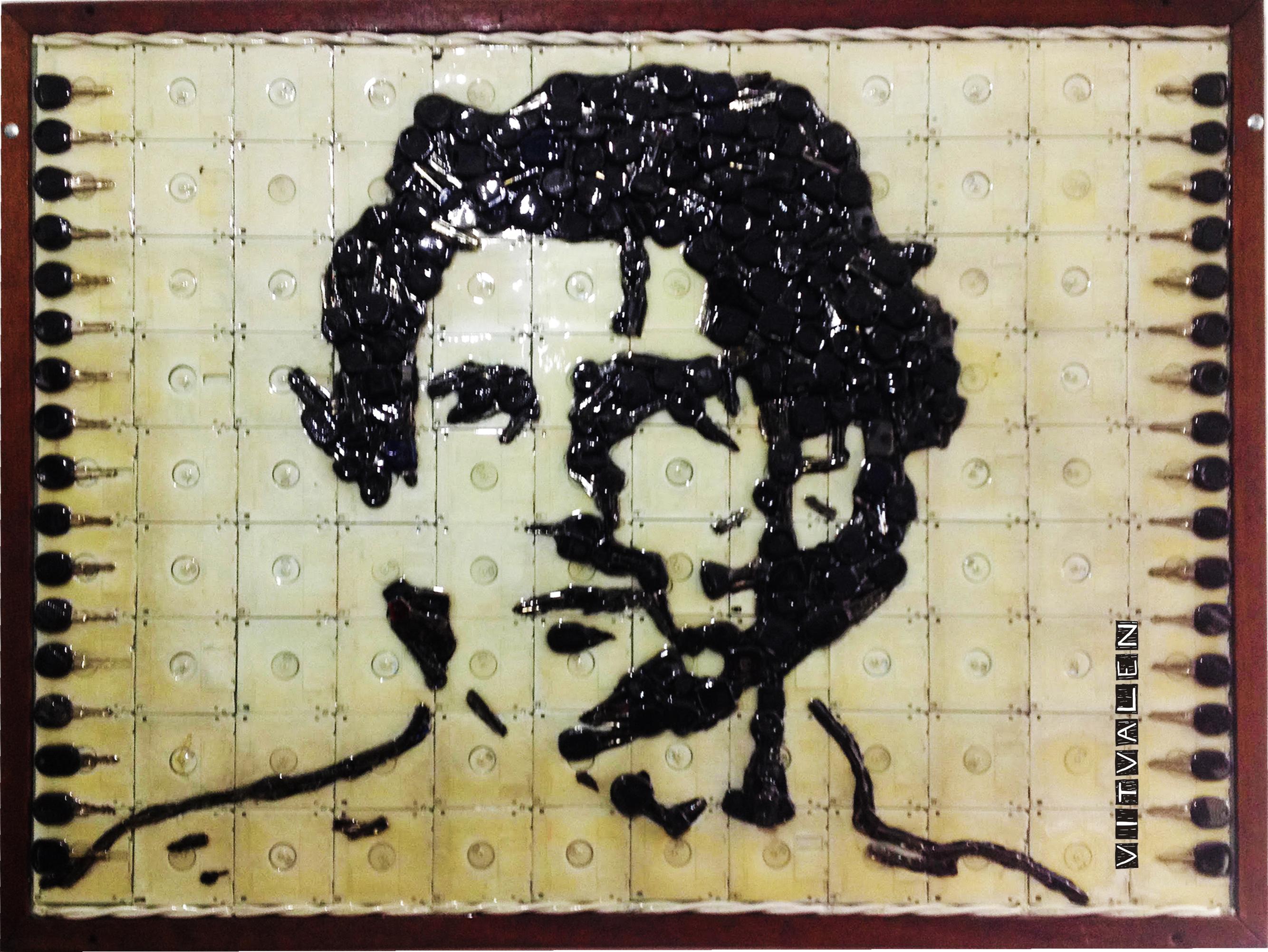 Senna Inspiração - Acervo particular