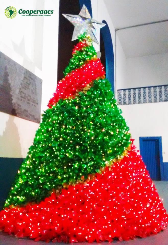 Arte, sustentabilidade e Natal