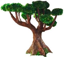 Árvore cenográfica