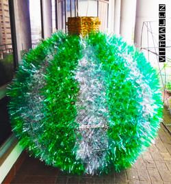 Bola  natalina gigante