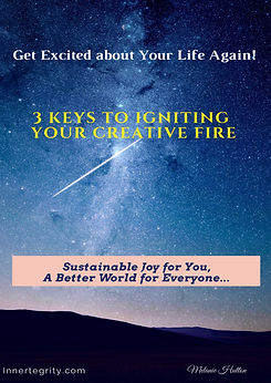 3 Keys to Igniting your Creative Fire PDF