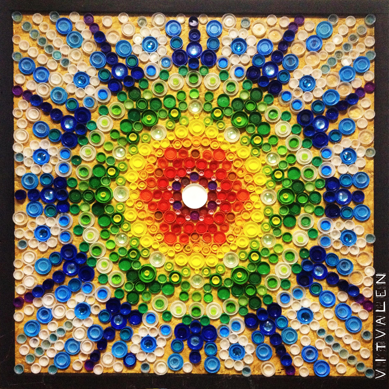 Mandala Força - Acervo particilar