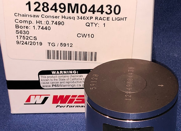 Husqvarna 346xp NE 44.3mm Wiseco CCC Racing Piston