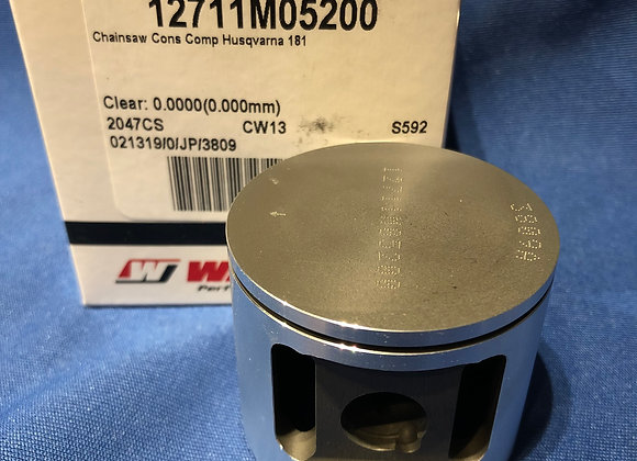 Husqvarna 181 / 281xp 52mm Wiseco CCC Racing piston 1mm ring