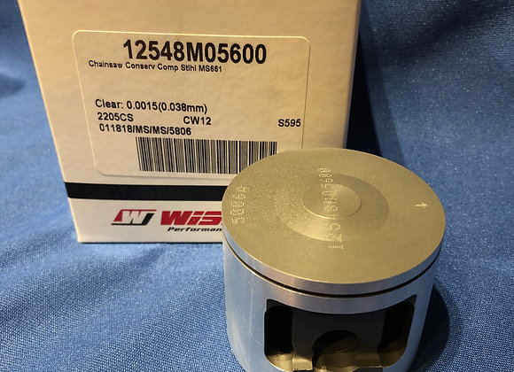 Stihl MS661 Pop Up 56mm Wiseco CCC Racing Piston 1mm ring