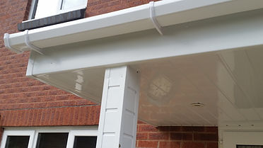 Kennys Fascias - Replacement Guttering