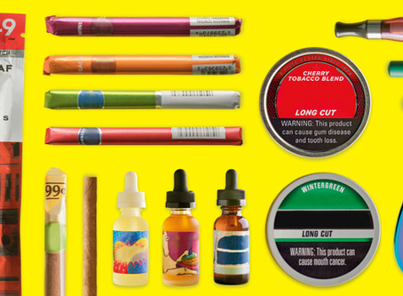 E-Cigarette Use In Youth On the Rise