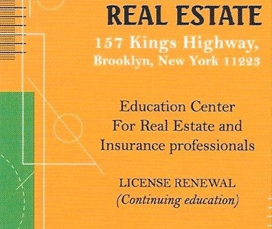 About the Brooklyn School of Real Estate
