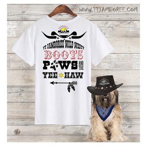 Official Jamboree 2020 T-shirt