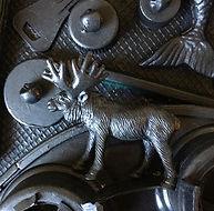 Moose detail from Mr. Frog's Dream.jpg
