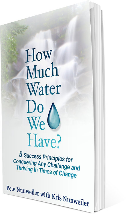 How Much Water Do We Have?