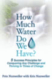 Cover of How Much Water Do We Have.  Conquer any challenge in this development book by Pete Nunweiler