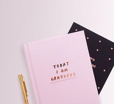 Cuaderno rosa
