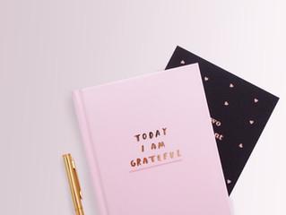 Boost your mood: Gratitude, gratitude, gratitude!!