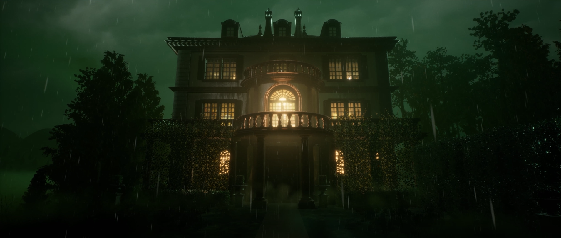 Screenshot of Exterior
