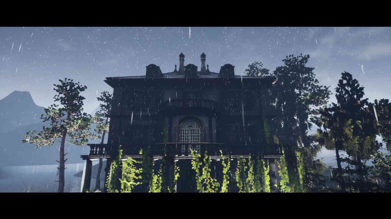 Mary's Exterior Landscape Design and Video Demo (Unreal Engine 4)