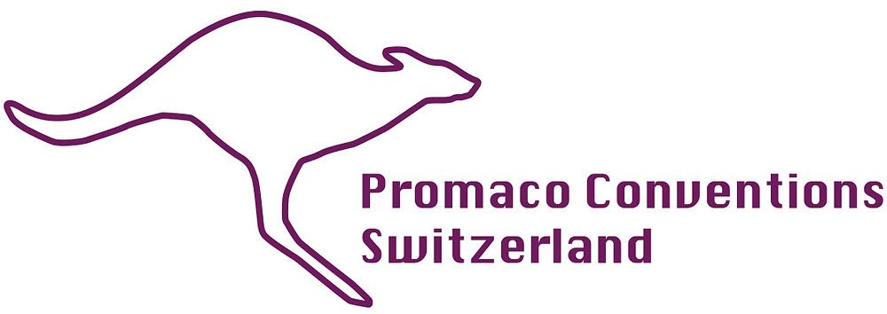 Promaco Conventions Switzerland Logo