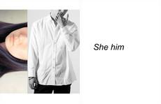 She him