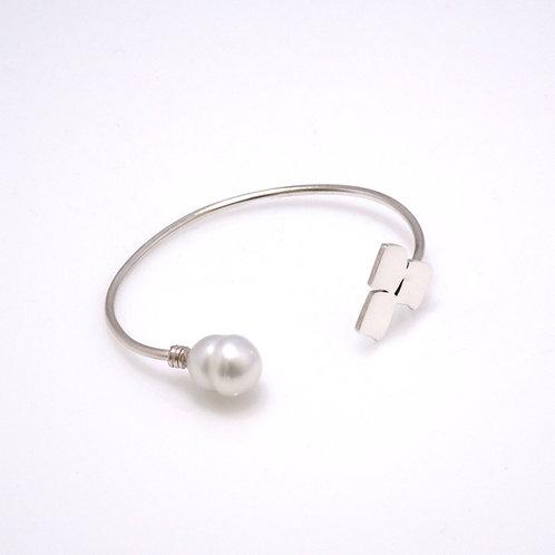 White Pearl Cuff