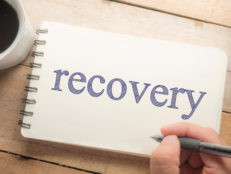 Recovery is not a straight line