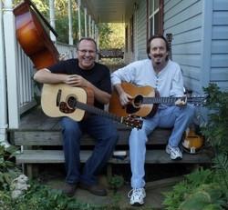 Steve and Danny Niblett