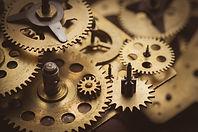 Engranajes de reloj