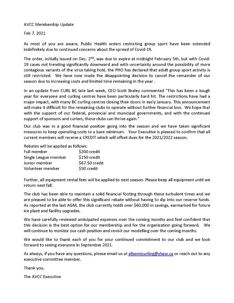 AVCC Membership message Feb 7 2021.png